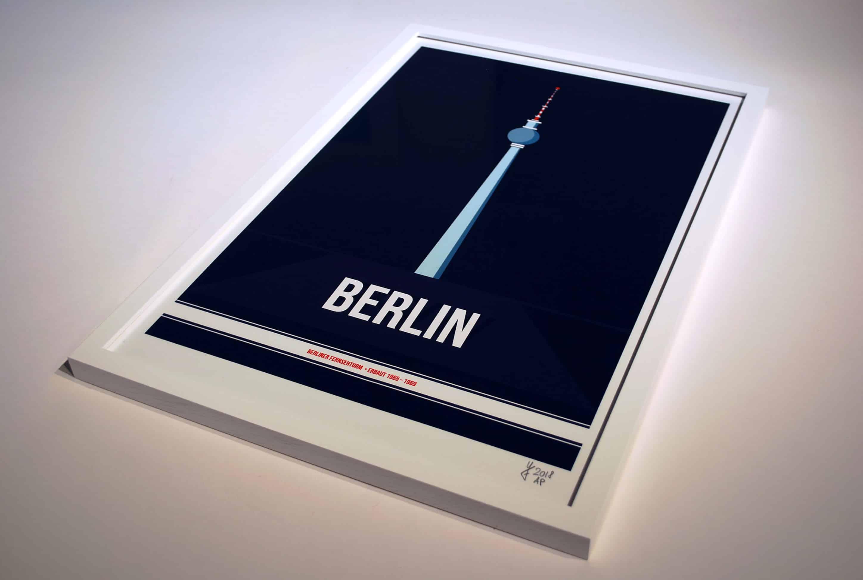 Fine Art Print Berlin