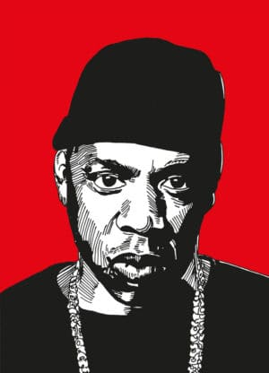 rap poster brooklyn jigga