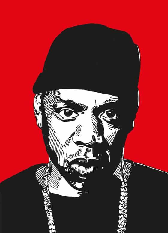 rap poster brooklyn jigga